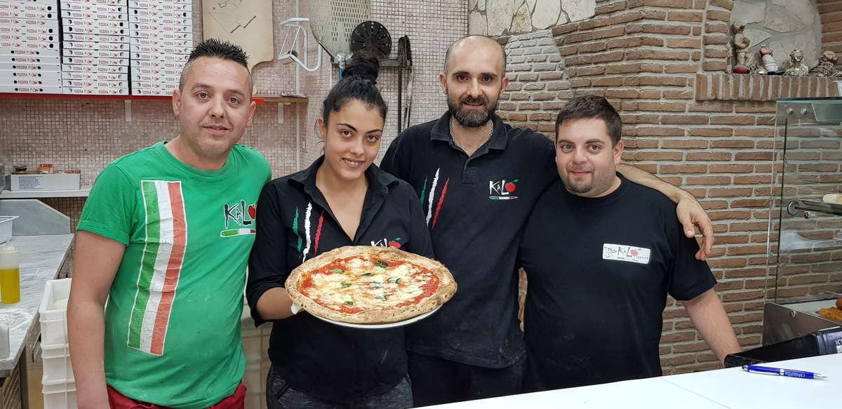 Pizzeria Kalò Monteforte Irpino