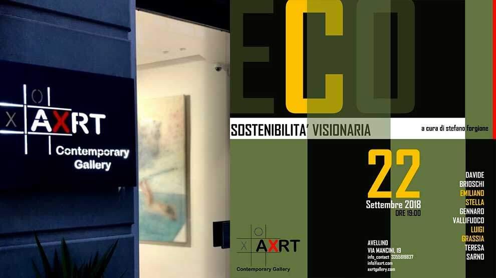 AXRT Galleria d'arte ad Avellino